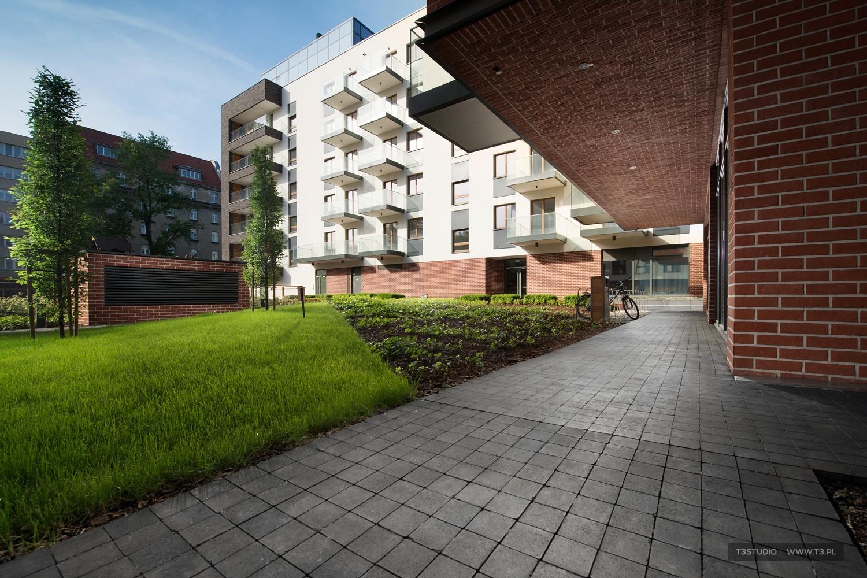 Port Praski w Warszawie - sesja zdjęciowa dla producenta kostki betonowej - Certus