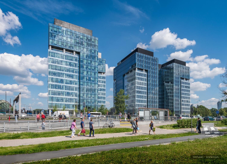 HB Reavis - West Station II Warszawa