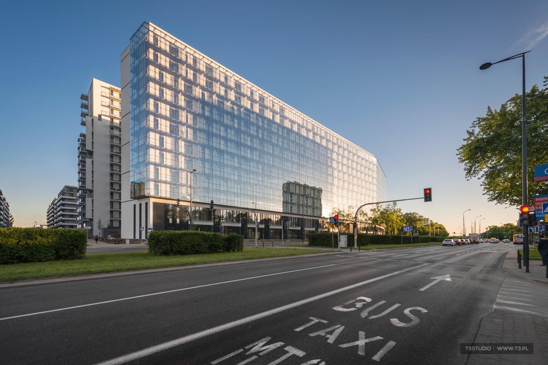 Fotografia architektury - inwestycja Bliska Wola