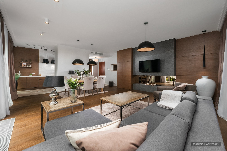 Mieszkanie pokazowe - Hill Park Apartments