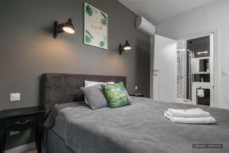 Fotografia wnętrz - Apartamenty Prime w Warszawie