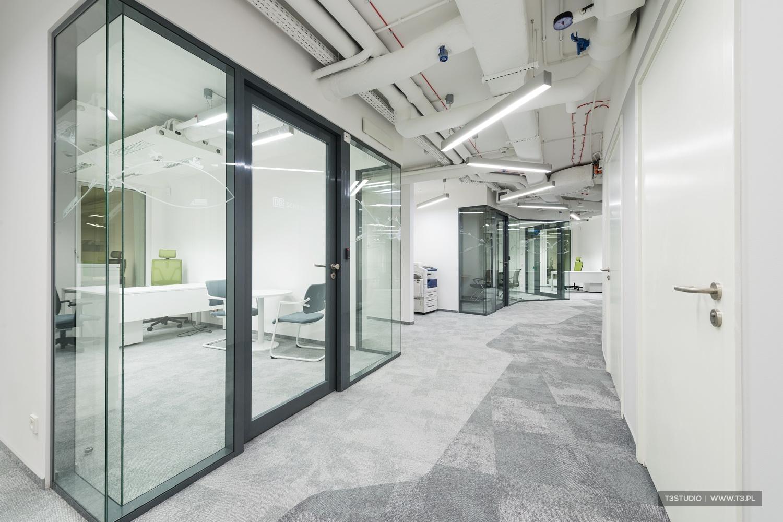 Biuro DB Schenker w Warszawie
