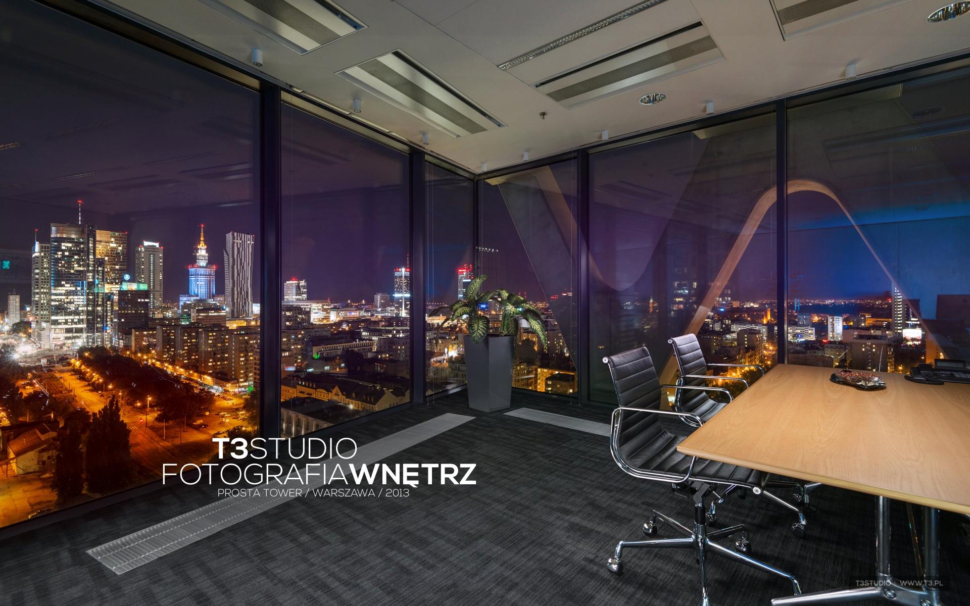 T3 Studio - Fotografia wnętrz - Prosta Tower 2013