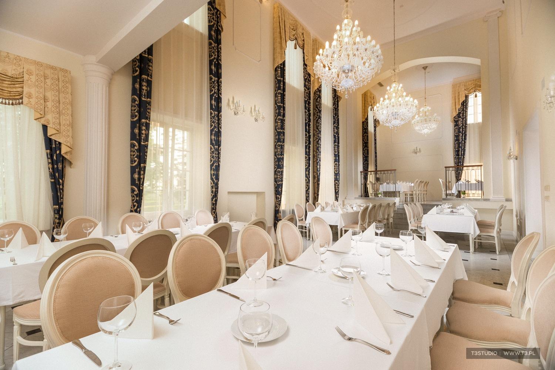 Hotel Sobienie Królewskie - fotografia wnętrz