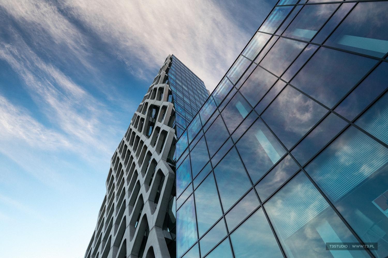 Prosta Tower - fotografia architektury i wnętrz